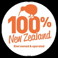 100% kiwi owned company